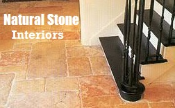natural stone flooring system