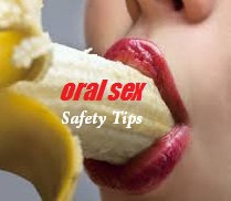 oral sex safety