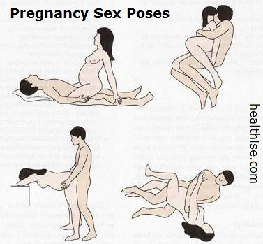 pregnancy sex poses for pregnant women