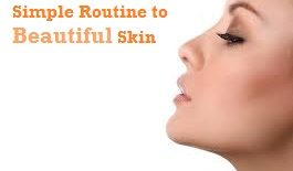 Simple Routine to Clear Skin
