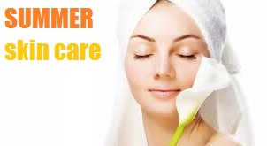 summer beauty tips SKIN CARE