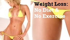weight loss - without Diet and Exercise 12