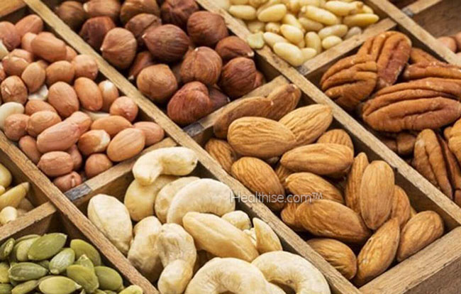 how Nuts and Seeds balance pitta dosha