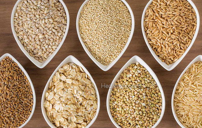 how grains balance pitta dosha