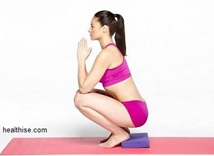 Booty Tips - Squats Tighten and Lift your Buttocks