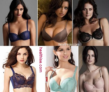Figuring out correct bra for your breasts