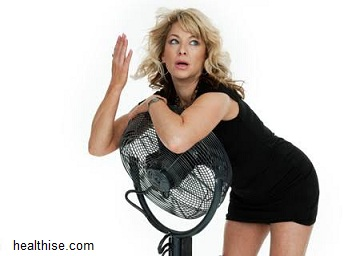 Hot flashes Menopause and Natural Treatment