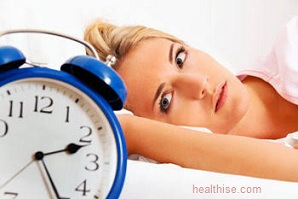 Insomnia Sleep Disorder - advice to get better sleep on time