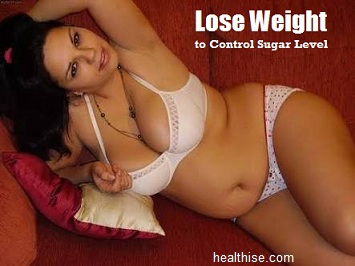 Lose wieght for quicker Diabetes Treatment