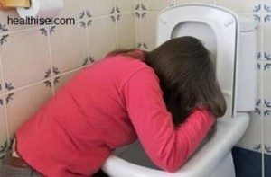 Vomiting - causes and Ayurvedic Natural Home Remedies