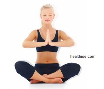 Yoga poses - Natural Boobs Enlargement with Yoga Exercises