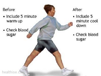diabetes workouts