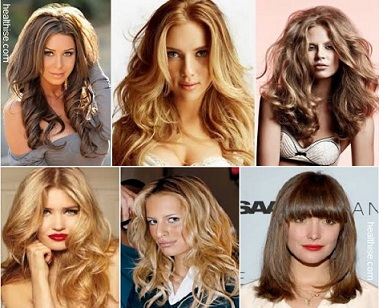 hair styles of women