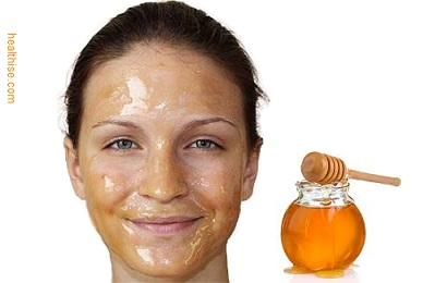 honey for pimples on face