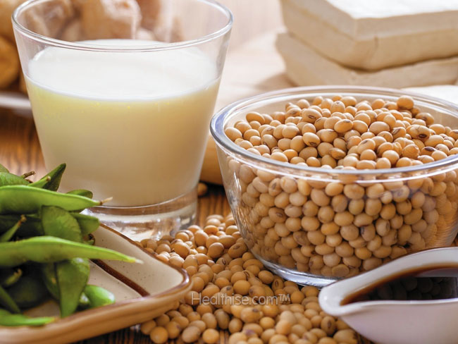 how soy beans for big rounded breasts