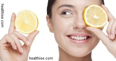 lemon juice on your face to fade age spots