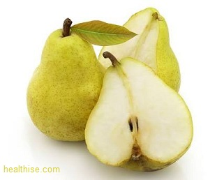 pears - Benefits of Dietary Fibers