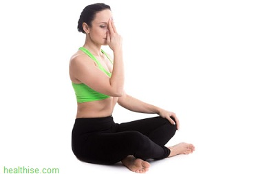yoga inhale exhale for common cold cough