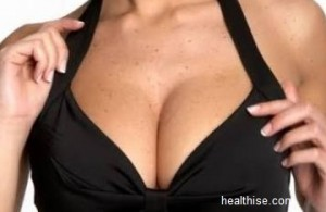 smothering of breasts problem
