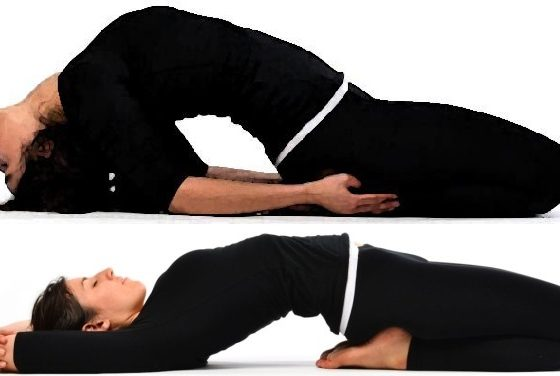 How Supta Vajrasana For Digestion Menstrual disorder