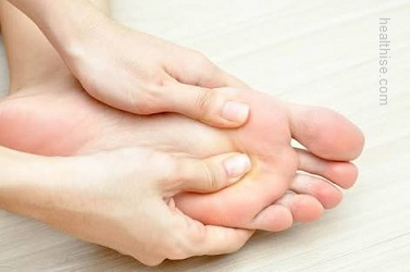 foot massage aroma therapy