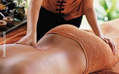 full body aroma therapy massage
