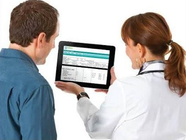 Electronic medical records offer greater security and efficiency
