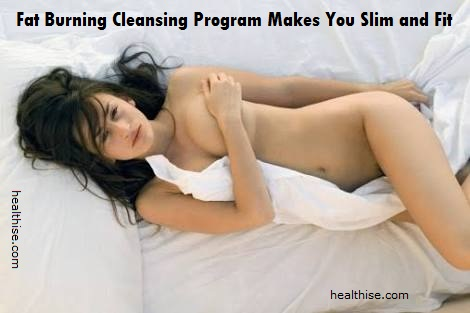 Fat Burning Cleansing Program to get slim and fit