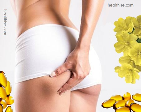 Creams and Vitamins for Cellulite Care - evening primrose fish oil and soy lecithin