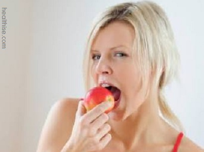 Eat fruits to keep face clean
