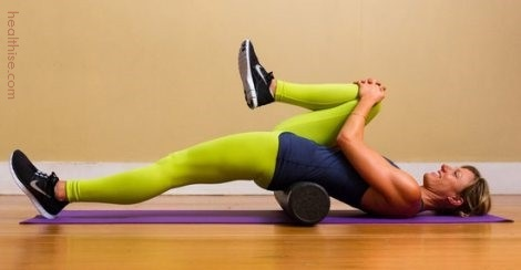 Get Lumbar roll to Relieve Back Pain