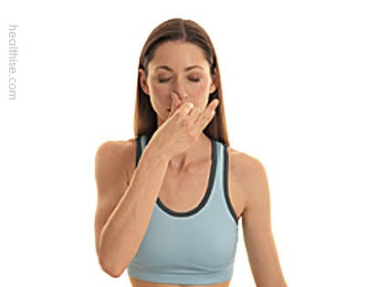 Pranayama Qigong breathing for Allergies and Athsma
