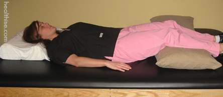 Relaxation to Relieve Back Pain