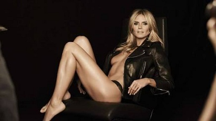 Secrets of hollywood actress beauty revealed - Heidi Klum