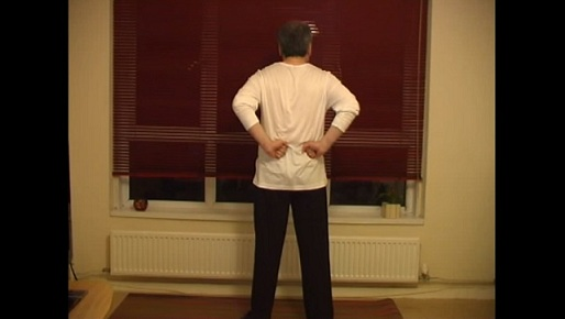 Step 3 Self Massaging Back to Relieve Back Pain