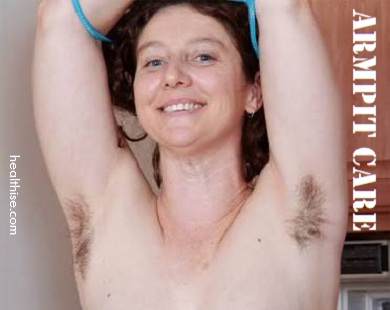 armpit care tips