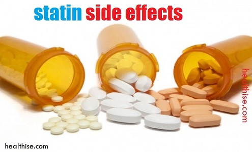 cholesterol drug scam statin side effects