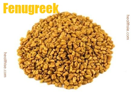 fenugreek treatment