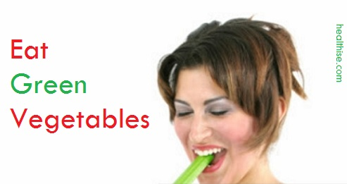 green vegetables for appetite control