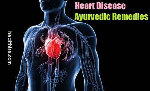 healthise heart disease ayurvedic cure remedies