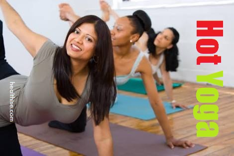 healthise hot yoga benefits and challenge