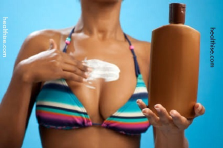 home made firming breasts cream for removing cleavage wrinkles