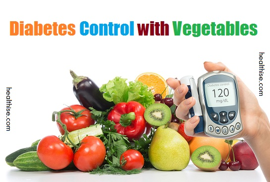 how to control diabetes type 2 with vegetables foods