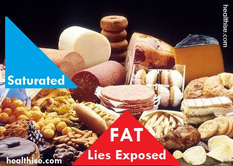 saturated fat and cardio disease lies exposed
