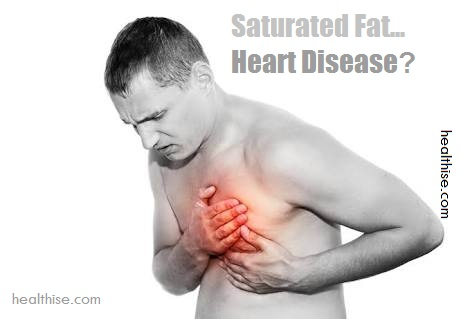saturated fat heart disease