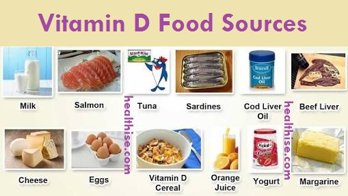 type 2 diabetes vitamin D food sources
