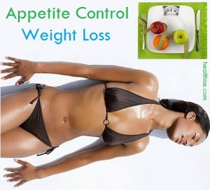 weight loss with appetite control - overcome overeating