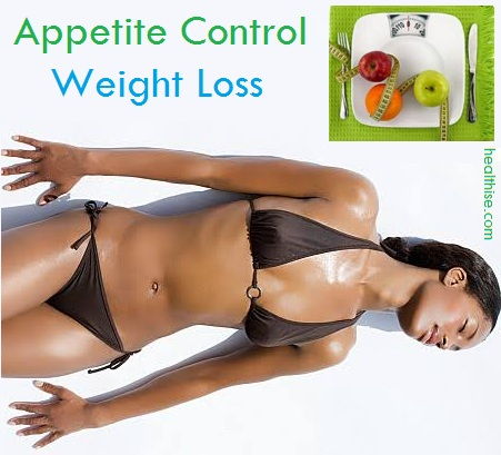 Appetite Control for Successful Weight Loss
