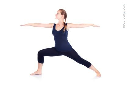 yoga postures for novice people