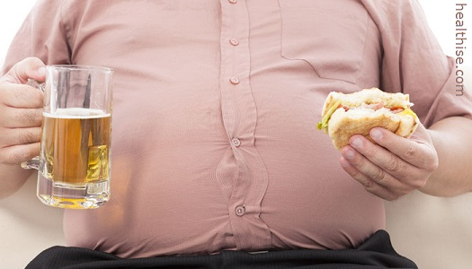 Obesity Crisis UK britain england